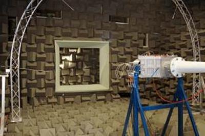 Doak high-pressure jet laboratory