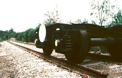 ISVR test track