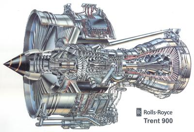 Courtesy of Rolls-Royce plc