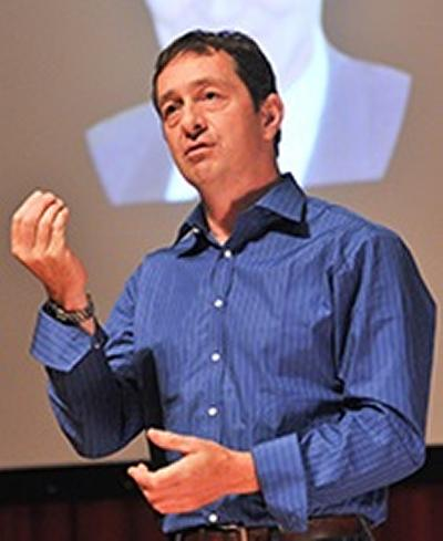 Speaking at the University in 2012
