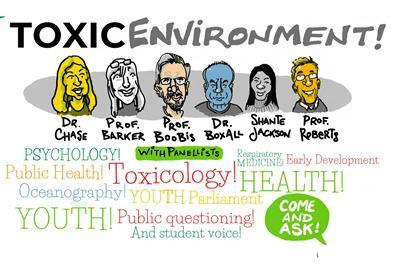 Toxic! event