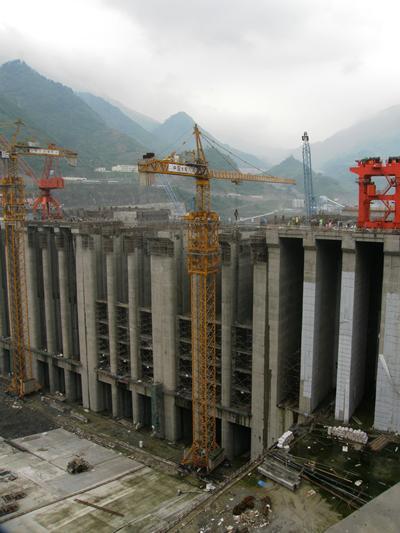 Dam China