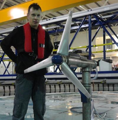 Flowave turbine