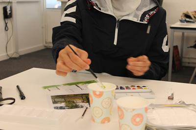Exceptional Faults: Painting Workshop