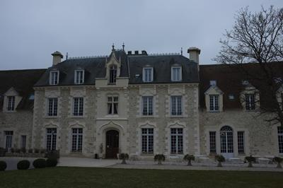 Chateau de Fere in the Champagne region