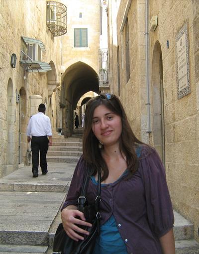 Diana Popescu - Postgraduate Student