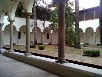 of 'Santa Maria del Carmine' Church