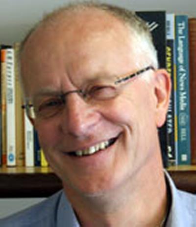 Image of Professor Paul Hamilton