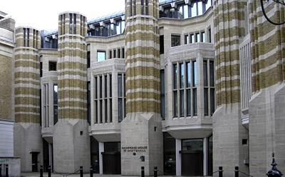 Department of Health building, Richmond House, London