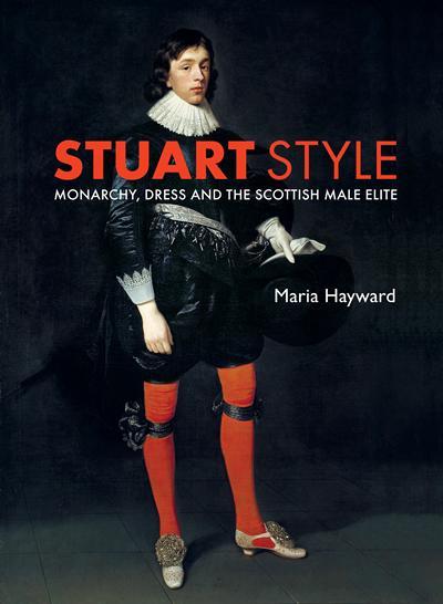 Maria Hayward Stuart Style Cover