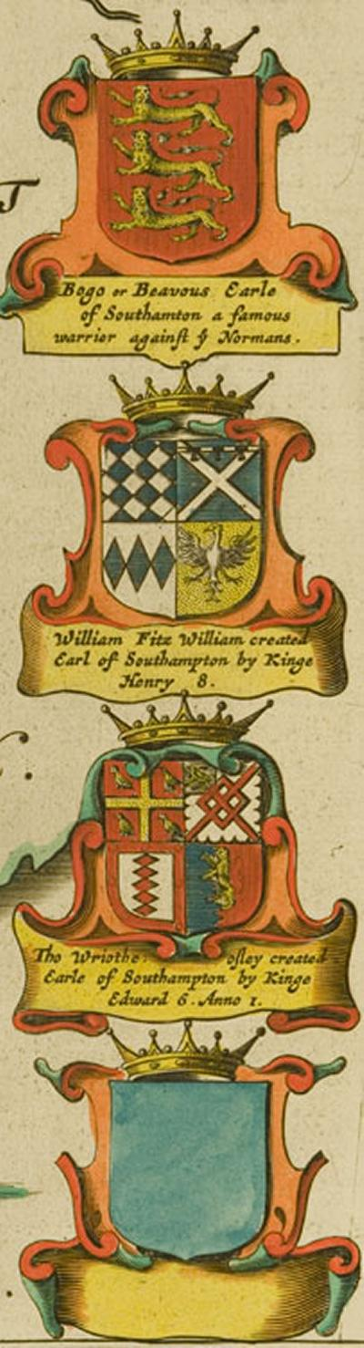 Crests (Blaeu Map)