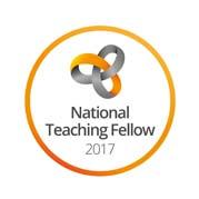 National Teaching Fellow logo