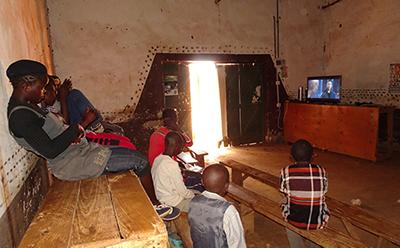A Southampton team has transformed lives in six African villages by introducing electricity powered by solar energy