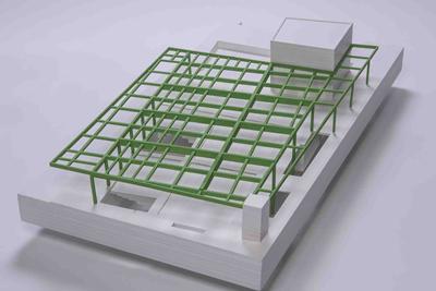 Third year structural design