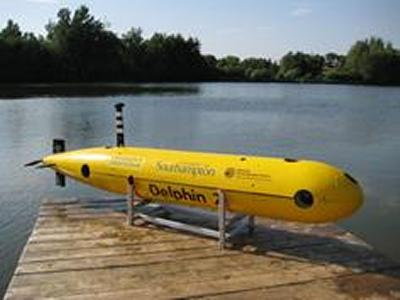 Hover Capable Autonomous Underwater Vehicle Delphin 2: Innovate UK funding aims to support and connect innovative businesses to accelerate sustainable economic growth.