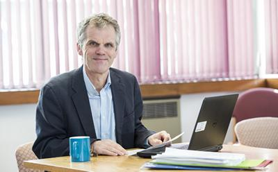 Paul Roderick, Professor of Public Health