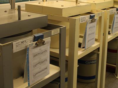 Gamma detectors