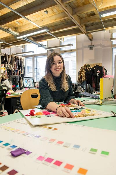 Ashleigh Cameron, Placement with Urban Outfitters