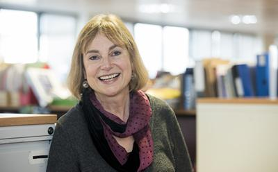 Anne Rogers, Professor of Health Systems Implementation
