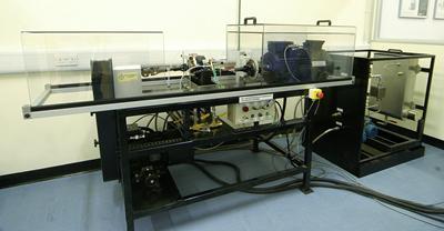 TE77 twin disc/roller tribometer