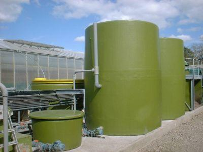 A Greenfinch research digester