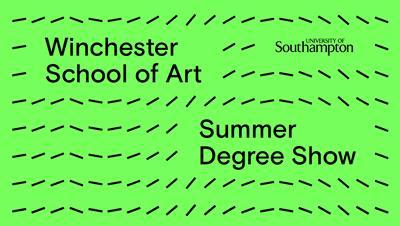 Summer Degree Show