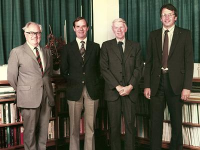 Directors of the ISVR from 1963 - 1978