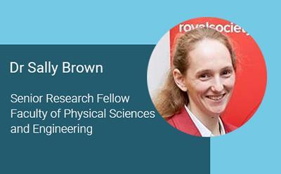 Dr Sally Brown