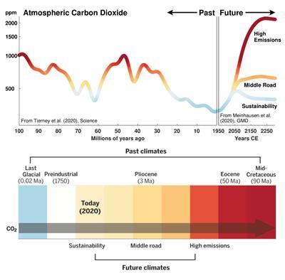 Past climates
