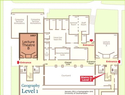 Location of Lecture Theatre