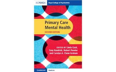 Primary Care Mental Health book cover