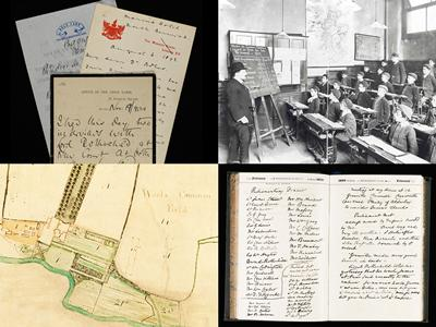 Some examples of archives