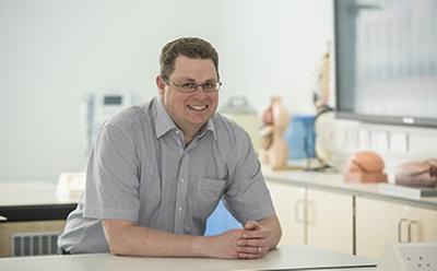 Professor John Holloway