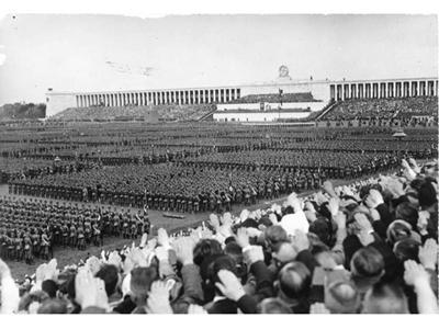 Fig. 2 Nazi Party rally grounds, Nuremberg