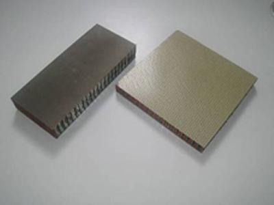 Figure 2 Single layer linear and perforate panels