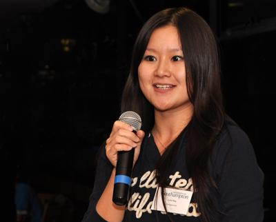 Lulu Xiao, PGT Peer Advisor 2010-11