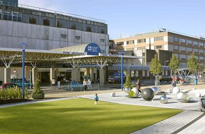 Photo of Southampton General Hospital