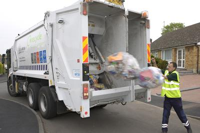 Optimising waste collections