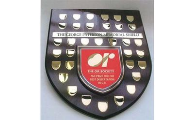 The George Paterson Memorial Shield
