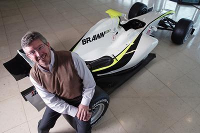 Ross Brawn OBE