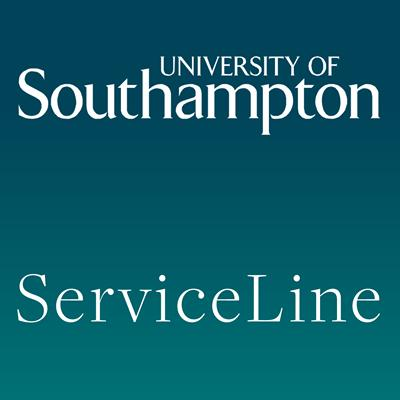 ServiceLine emails will display this image