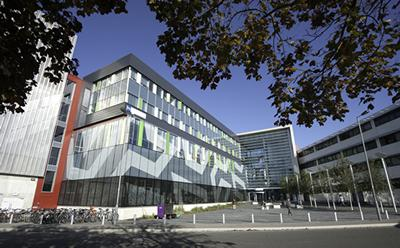 The Mountbatten Building provides state-of-the-art interdisciplinary space