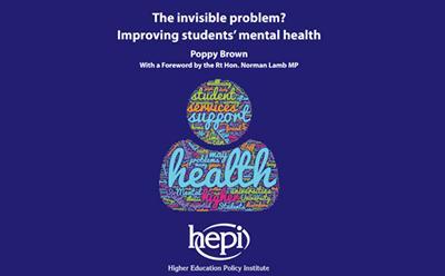 HEPI Student Mental Health