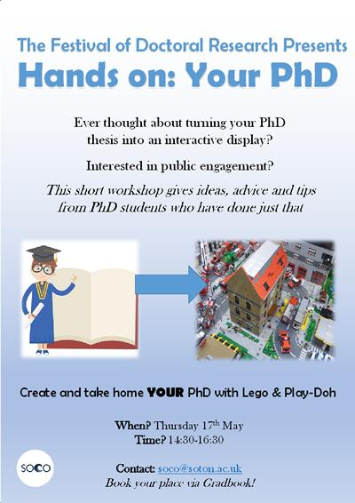 Hands on your PhD