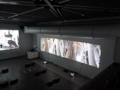 Exhibition of Tessa's work