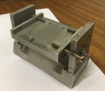 New sample holder