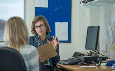 Image of Professor Anneke Lucassen