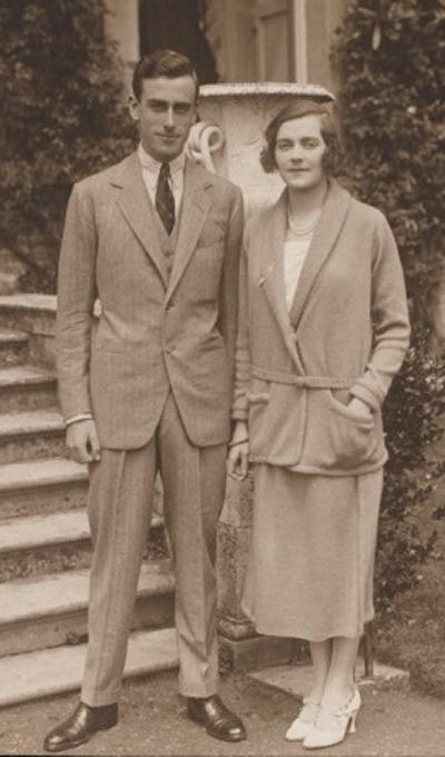 Lord and Lady Mountbatten