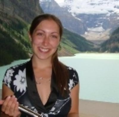 Rachel graduated in 2008