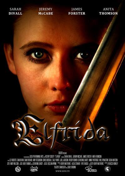 Elfrida promotional poster